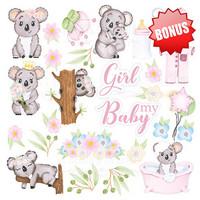 Paperikko, Puffy Fluffy Girl, 8'x8', 10sivua