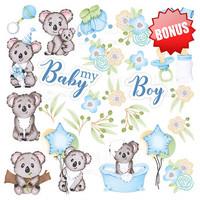 Paperikko, Puffy Fluffy Boy, 8'x8', 10sivua