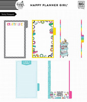 MAMBI - MINI Happy Planner Miss Maker Sticky Note Tabs