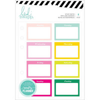Heidi Swapp - Memory Planner Sticky Notes, Color Fresh