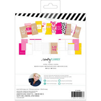 Heidi Swapp - Personal Memory Planner Spiral Color Fresh, Let's Do This