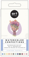 Prima Marketing - Watercolor Confections, Vintage Pastel