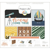 Project Life - Core Kit, Daring Edition, 616osaa
