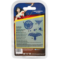 DC Comics - Wonder Woman Die Set, Embellishments, Stanssisetti