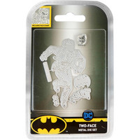 DC Comics - Batman Die And Face Stamp Set, Two-Face,  Stanssisetti
