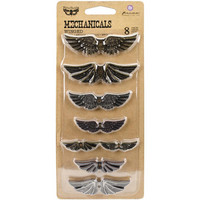 Finnabair - Mechanicals, Winged, 8kpl