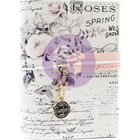 Prima Marketing - Pretty Pale, Prima Traveler's Journal Passport