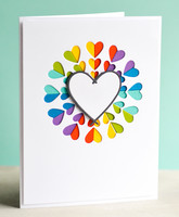 Memory Box - Bright Hearts, Stanssi