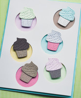 Poppy Stamps - Whittle Cupcake, Stanssi
