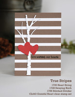 Poppy Stamps - Swaying Birch, Stanssi