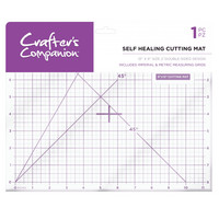 Crafter's Companion - Self Healing Cutting Mat 12