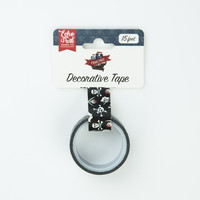 Echo Park - Pirate Tales Jolly Roger Decorative Tape, 15mmx4,5m