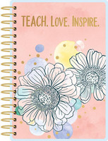 Paper House - Teacher 12 Month Mini Planner, Kalenteri