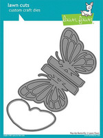 Lawn Fawn - Pop-up Butterfly, Stanssi
