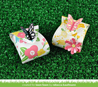 Lawn Fawn - Butterfly Treat Box, Stanssisetti