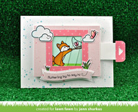 Lawn Fawn - Magic Picture Changer Add-on, Stanssisetti