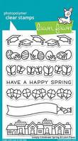 Lawn Fawn - Simply Celebrate Spring, Leimasetti