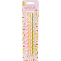 American Crafts -  Trendy Stationery Scented Colored Pencils, Puuvärikynät