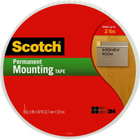 Scotch® - Double-Sided Foam Mounting Tape, Kaksipuoleinen teippi