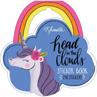 American Crafts - Shimelle, Head In The Clouds Sticker Book, Tarrasetti