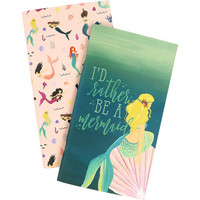 Echo Park - Traveler's Notebook Insert, Vihkosetti, Mermaid Blank