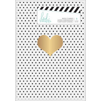 Heidi Swapp - Undated Weekly Planner, Heart