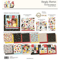 Simple Stories - Collector's Essential Kit, Say Cheese 4, 12
