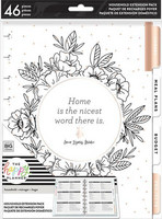 MAMBI - Happy Planner Classic Extension Pack - Home