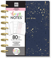 MAMBI - Classic Happy Notes™ Journal, Dreamer (jälkiä kansissa)