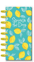 MAMBI - Classic Half Sheet Notebook, Squeeze The Day