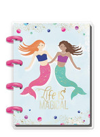 MAMBI - Micro Happy Notes™ Memo Book, Magical Mermaid