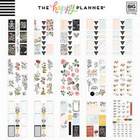MAMBI - Happy Planner, Botanicals, Tarrasetti, 30arkkia