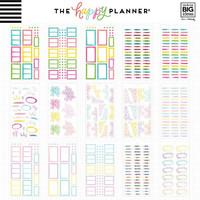 MAMBI - Happy Planner, Colorful Boxes, Tarrasetti, 30arkkia
