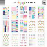 MAMBI - Happy Planner, Neon Lights, Tarrasetti, 30arkkia