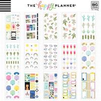 MAMBI - Happy Planner, Happy Illustrations, Tarrasetti, 30arkkia