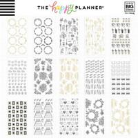 MAMBI - Happy Planner, Journaling Doodles, Tarrasetti, 30arkkia