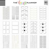 MAMBI - Happy Planner, Journaling, Tarrasetti, 30arkkia