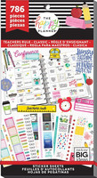 MAMBI - Happy Planner, Teachers Rule, Tarrasetti, 30arkkia