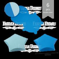 Fabrika Decoru - Tähtirasia, iso, koottava, 6kpl