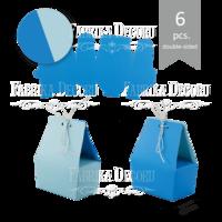Fabrika Decoru - Rasia, lahjapussi, koottava, 6kpl