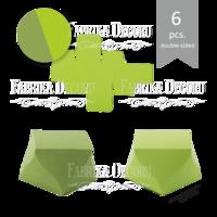 Fabrika Decoru - Rasia, jalokivi, koottava, 6kpl