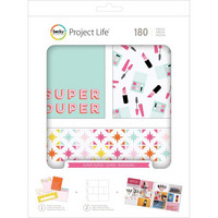 Project Life - Super Duper Value Pack, 180 osaa