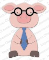 Impression Obsession - Smart Piggy, Stanssisetti