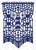 Impression Obsession - Macrame Background, Stanssi