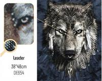 Collection D'Art - Leader (K), Timanttimaalaus, 48x38cm