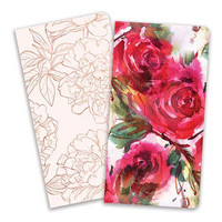 Paper House - Red Roses, Journey Book Insert Set, Vihkosetti