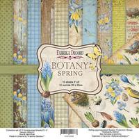 Fabrika Decoru - Botany Spring, 8'x8', Paperikko