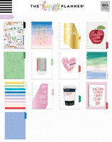 Happy Planner - CLASSIC kalenteriboxi, Work of Heart, 2019-2020, 12kk