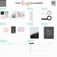 Happy Planner - BIG kalenteriboxi, Teachers Are Awesome, 2019-2020, 12kk