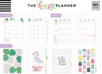 MAMBI - CLASSIC Happy Planner Student 2019-2020, 12 kk, Be True